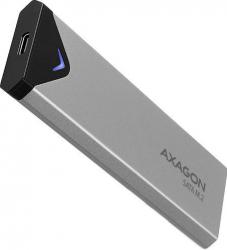 Rack extern Axagon EEM2-U3C pentru SSD M.2 la USB Type-A