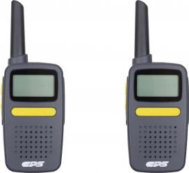 Statie radio PMR 446 portabila PNI CPS CP225 set cu 2 buc Alarme auto si Senzori de parcare