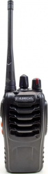 Statie radio PMR portabila Albrecht Tectalk Worker 2 set cu 2buc Cod 29835 include Microfon cu difuzor Alarme auto si Senzori de parcare