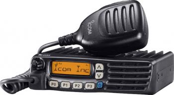 Statie radio UHF ICom IC-F6022 400-470 MHz programabila pe PC 128 canale Alarme auto si Senzori de parcare