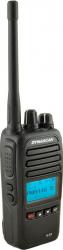 Statie radio profesionala PMR portabila PNI DYNASCAN R-89 446 MHz 16 canale cu acumulator de 2600 mAH Alarme auto si Senzori de parcare