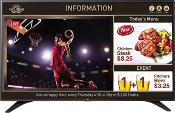 Televizor Led LG 139 cm 55LV640S Smart Hotel TV Full HD