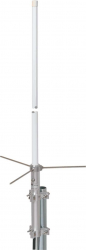 Antena de baza VHF/UHF Sirio SA 270 MN 142-148 MHz & 427-442 MHz 170cm pentru cladiri Alarme auto si Senzori de parcare