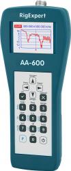 Analizor de antena RigExpert AA-600 0.1-600 MHz ecran color pentru antene HF/VHF Alarme auto si Senzori de parcare