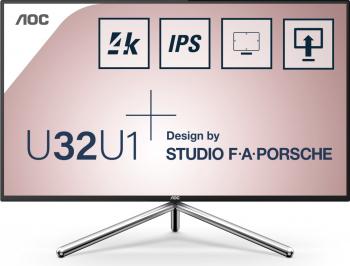 AOC Style-line U32U1 monitoare LCD 80 cm (31.5