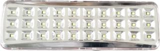 Lampa EXIT 30 LED interior 220V 6400K Autonomie 3/6 Ore 205 X 65 X 30 Raulconstruct Corpuri de iluminat