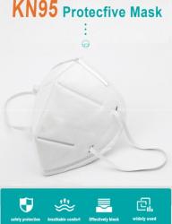 Masti FFP2 filtru de protectie KN95 N95 SET 2 BUCATI Masti chirurgicale si reutilizabile