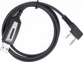 Cablu de programare pentru Statie Stabo BF-40 cu soft inclus Alarme auto si Senzori de parcare