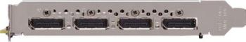 PNYTECH VCQP2200-PB PNY NVIDIA Quadro P2200 5GB GDDR5 (160 Bit) 4xDP (1xDP to DVI SL) Placi video