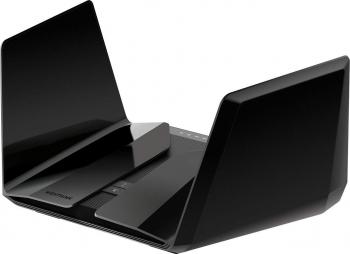 Router Wireless NetGear RAX200 Nighthawk Tri-Band AX12 12-Stream Wi-Fi 6 AX11000 (10.8 Gbps) 1.8 GHz quad-core 64-bit 2 x USB 3.0