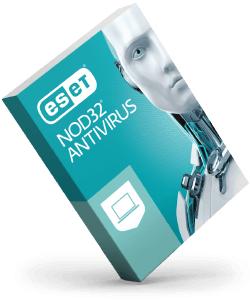 ESET NOD32 Antivirus 1 an