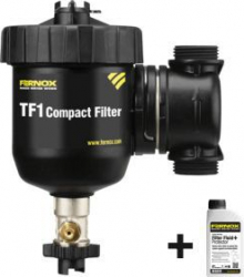 Filtru magnetic centrala termica Fernox TF1 1 + inhibitor