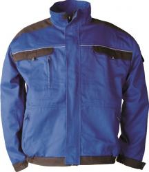 Jacheta salopeta Cool Trend albastru-negru marimea 58