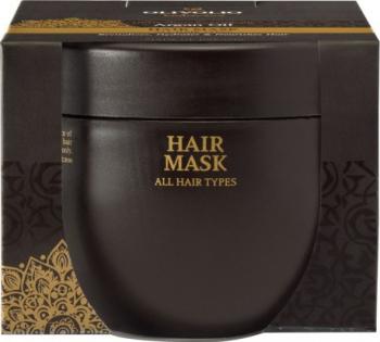 Masca de par cu ulei de argan toate tipurile de par 250 ml Sampon si balsam BIO