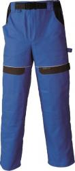 Pantaloni salopeta Cool Trend albastru-negru marimea 46 Articole protectia muncii