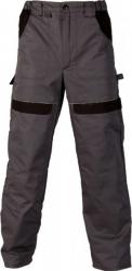 Pantaloni salopeta Cool Trend gri-negru marimea 46