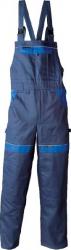 Pantaloni salopeta cu pieptar Cool Trend bleumarin-albastru marimea 52 Articole protectia muncii