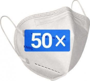 50 Masti de protectie respiratorie KN95 FFP2 Masti chirurgicale si reutilizabile