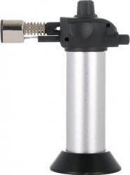 Arzator portabil pentru bucatarie 1300 and ordm C functioneaza cu gaz butan flacare albastra Chefs Torch