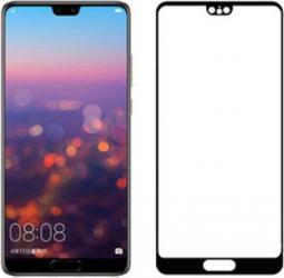 Folie sticla securizata Huawei P20 9D Full Glue Brand Mobile Tuning Folii Protectie