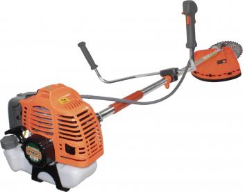 Motocoasa benzina Drujba K4350 4.8 CP 4350W 2 sisteme de taiere set complet de accesorii Coase electrice & motocoase