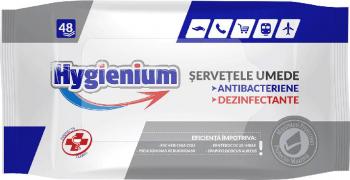 Servetele Umede Dezinfectante Antibacteriene 48 buc - AVIZAT M.S.