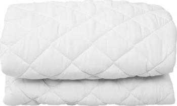 Husa protectie saltea matlasata Somnia pentru o singura persoana Alb 90x200 cm Lenjerii de pat