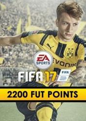 FIFA 17 - 2200 FUT Points Origin CD Key Jocuri