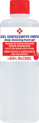 Gel Igienizant pentru maini formula +60 Alcool Parisienne 125ml Gel antibacterian