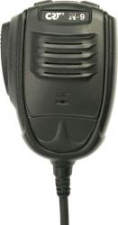Microfon CRT M-9 cu 6 pini pentru statie radio CRT SS9900 Alarme auto si Senzori de parcare