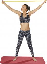 Banda elastica pentru intarirea musculaturii Pentru recuperare 2.5 m Accesorii fitness