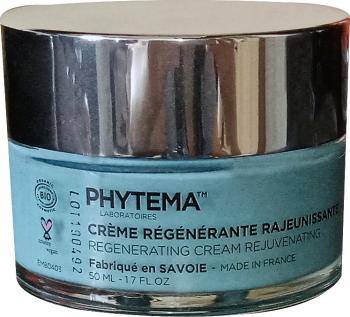 Crema Bio regeneranta de reintinerire Creme Regenerante Rajeunissante Phytema 50ml