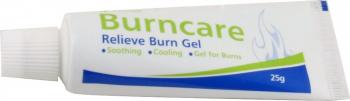 Gel calmant pentru arsuri hidratant steril tub 50 g 1 bucata Articole protectia muncii