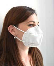 Masca faciala 5BUC KN95 FFP2 masti sigilate Masti chirurgicale si reutilizabile