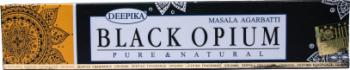 Betisoare Naturale Parfumate - Black Opium - Deepika 15g 12-15buc Odorizante