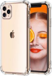 Husa Apple iPhone 11 Pro Max TPU Antishock Transparenta Huse Telefoane