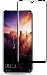 Folie sticla Mocolo pentru Huawei P30 Pro 5D Case Friendly Neagra