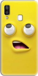 Husa Samsung A40 Surprize emoji