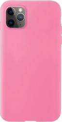 Husa Silicone Soft Upzz Liquid iPhone 11 Pro Roz Huse Telefoane