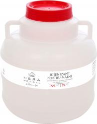 IGIENIZANT PENTRU MAINI 70 alcool cu uree 10 litri Gel antibacterian
