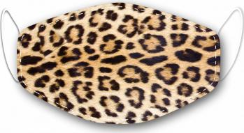 Masca faciala reutilizabila leopard Masti chirurgicale si reutilizabile