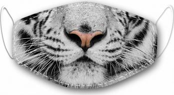 Masca faciala reutilizabila tigru Masti chirurgicale si reutilizabile