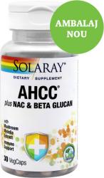 AHCC plus NAC and Beta Glucan 30 capsule