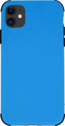 Husa Antishock Defender Rubber pentru Apple iPhone 11 Pro Max TPU + PC Albastru Huse Telefoane