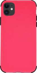 Husa Antishock Defender Rubber pentru Apple iPhone 11 Pro TPU + PC Roz Huse Telefoane