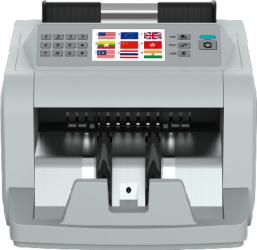Masina de numarat si autentificat bancnote 7S Masini de numarat bani