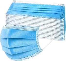 Masti chirurgicale medicale de protectie de unica folosinta Set 20 bucati