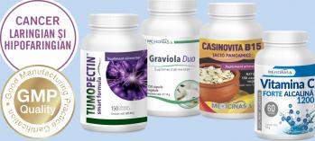Tratament Cancer laringian si hipofaringian Medicinas