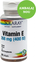 Vitamin E 400UI 50 capsule