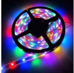 BANDA LED RGB DREAM 2811 30 LED-M 10W ROLA 5 M Corpuri de iluminat
